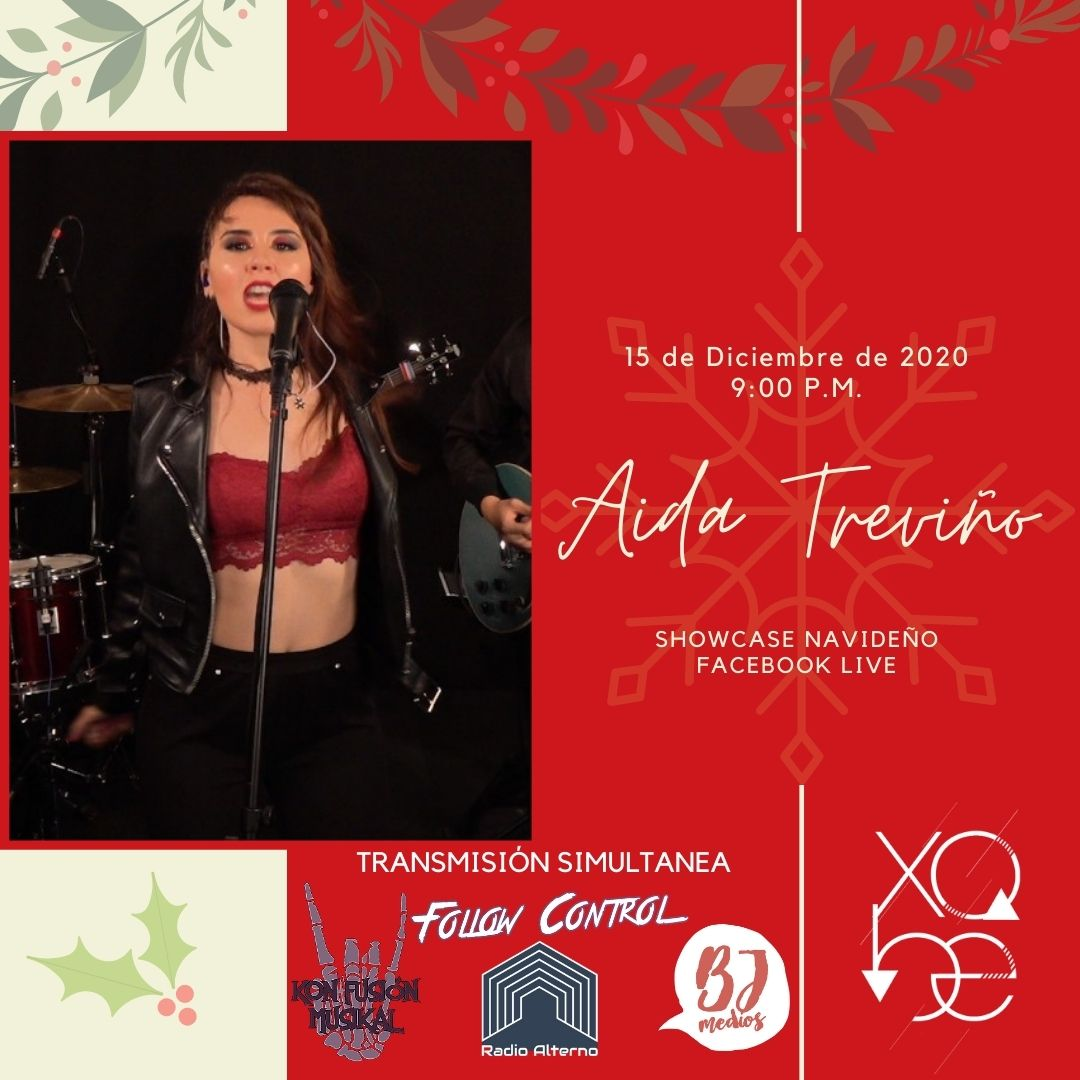 Showcase Navideño Aida Treviño